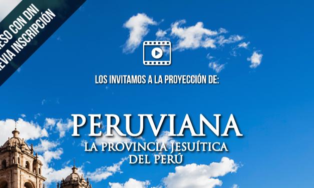 """Proyección del documental """"Peruviana"""""""