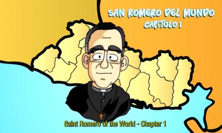 "Serie animada ""San Romero del mundo"""