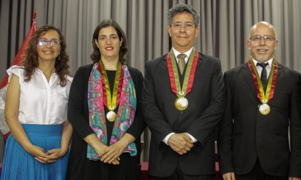 Nuevas autoridades de la Universidad Antonio Ruiz de Montoya