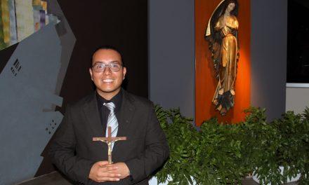 Primeros Votos de César Carranza, SJ