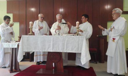 Despedida a los jesuitas de Chiclayo