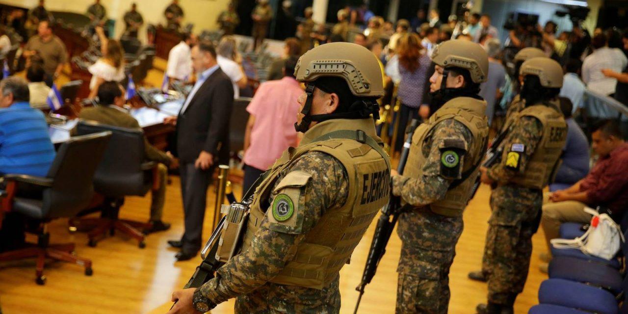 Pronunciamiento de la UCA en El Salvador