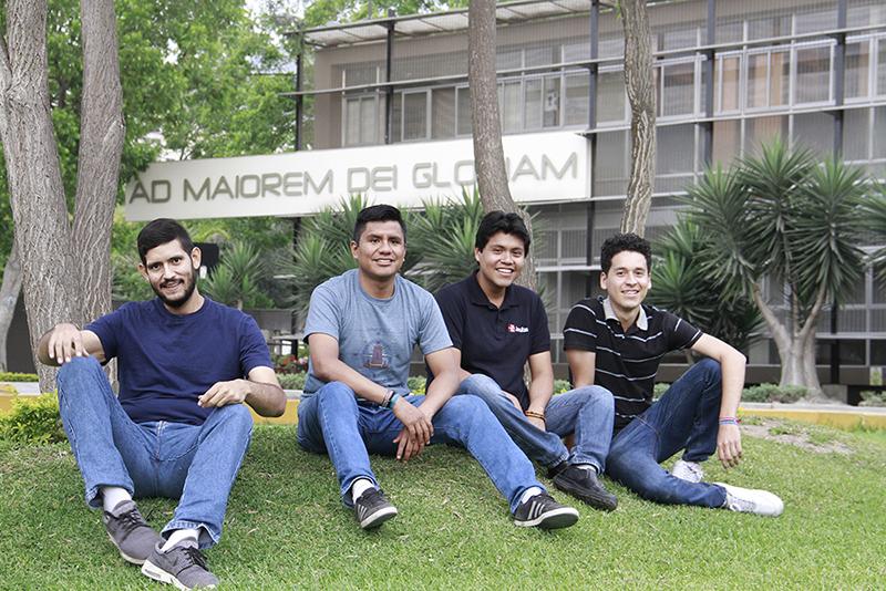 Conoce a los cuatro jóvenes peruanos admitidos a la Compañía de Jesús