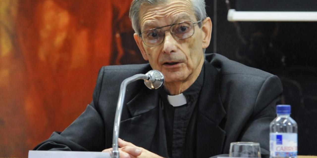 Fallece el P. Manuel Carreira, reconocido jesuita y astrofísico español
