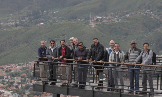 Con un jesuita peruano, comenzó la Tercera Probación en Cochabamba (Bolivia)