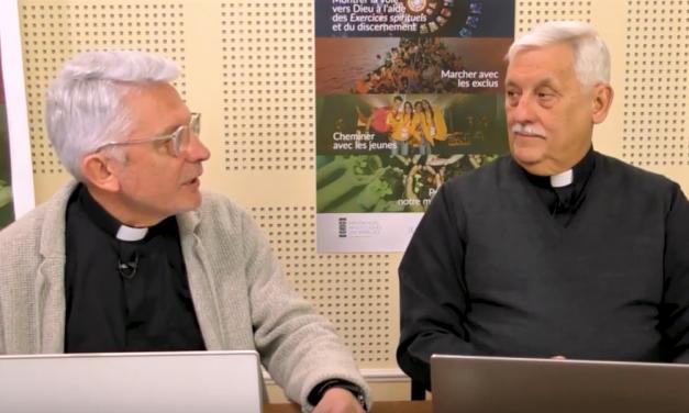 Video del webinar con el Padre General
