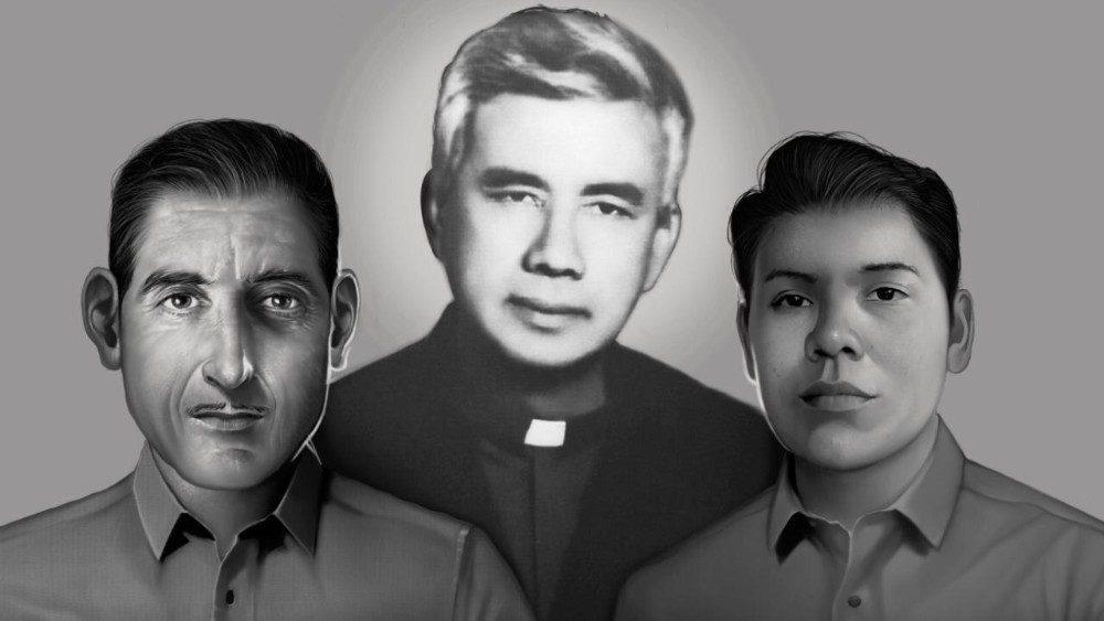 Beatificarán al jesuita Rutilio Grande y a sus dos compañeros laicos