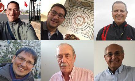 Jesuitas peruanos en el extranjero reportan su situación por emergencia del Coronavirus