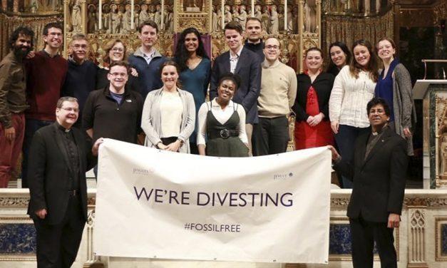 Jesuitas de Gran Bretaña aterrizan Laudato si' con desinversión total en combustibles fósiles