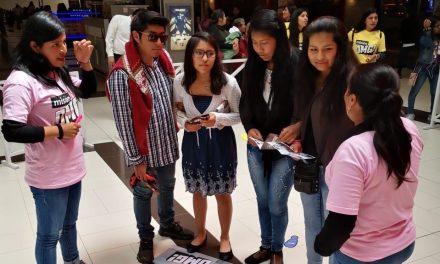 Misión OMG! y Wayra realizaron activación por el Día de la Mujer en Cusco