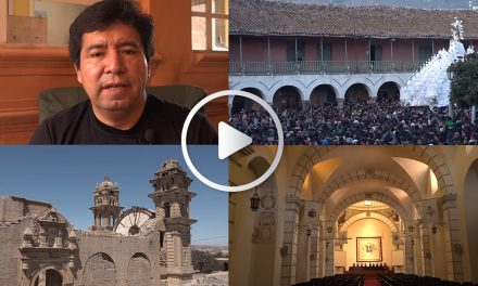 "Última parte del documental ""Peruviana: la Provincia Jesuítica del Perú"""