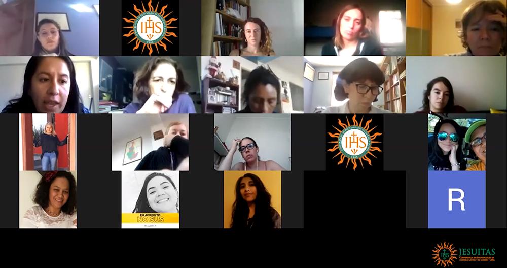 Grupo de Mujeres de la CPAL analiza desigualdades ante el COVID-19