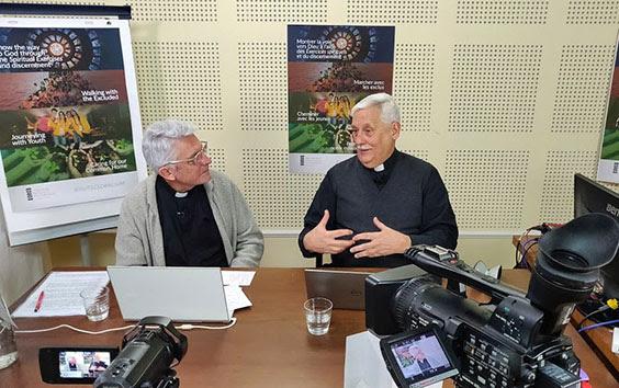 """Conferencia virtual del Padre General: """"El cuidado de la misión después del COVID"""""""