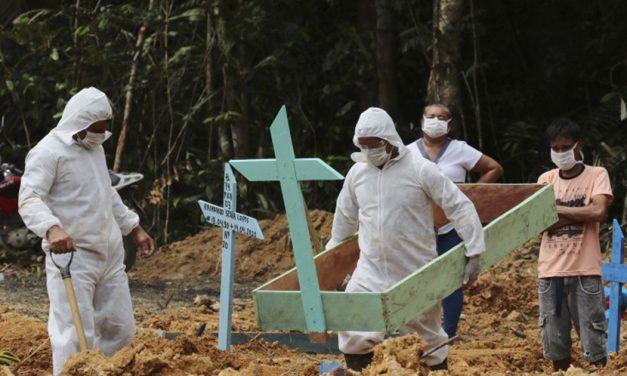 Obispos de América Latina se pronuncian por crisis del Covid-19 en la Panamazonía