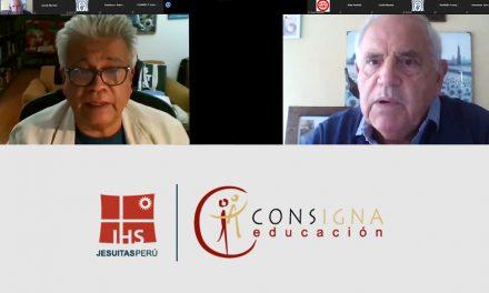 CONSIGNA organizó conversatorio virtual sobre sociedad y educación en tiempos de Covid 19