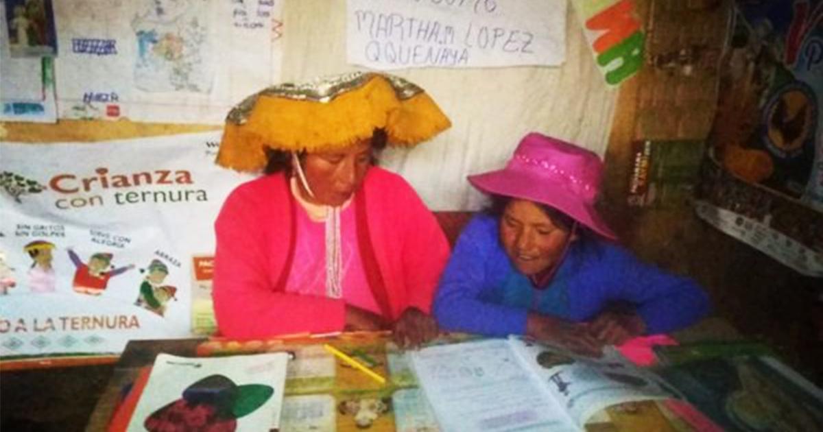 Quispicanchi: Red Rural de Fe y Alegría implementa propuesta educativa radial en quechua