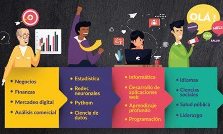 Educación en línea gratuita para refugiados y migrantes en el Perú