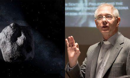 Otro jesuita en el espacio: bautizan un asteroide con el nombre del P. Corbally