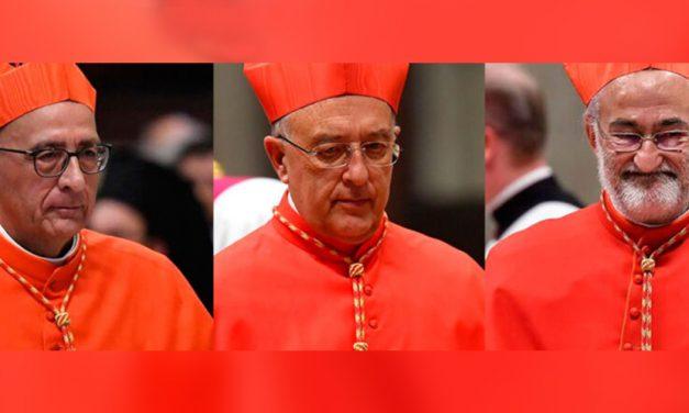 """Cardenal Barreto en """"Consejo de cardenales: Un Plan para Resucitar"""""""