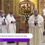 Arzobispo de Lima presidió Eucaristía en San Pedro por Solemnidad del Sagrado Corazón