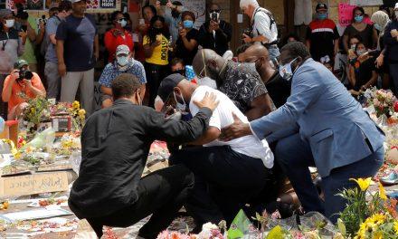 Familia Ignaciana en Estados Unidos clama contra la violencia racial