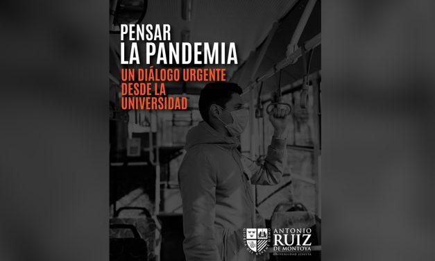 """""""Pensar la pandemia"""":publicación especial de la Universidad Ruiz de Montoya"""