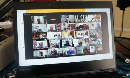 Consejo Ampliado del Padre General se realizó virtualmente