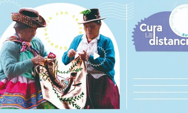 Arte y solidaridad en favor de familias artesanas de Cangallo (Ayacucho)
