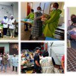 SEA entrega ayuda humanitaria a familias vulnerablesde El Agustino