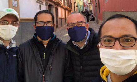 """""""Tercerones"""" en Bolivia cierran su programa de formación jesuita"""