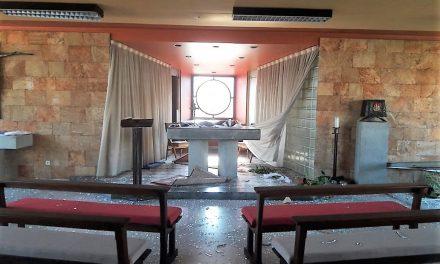 La comunidad jesuita de Beirut (Líbano) tras la explosión