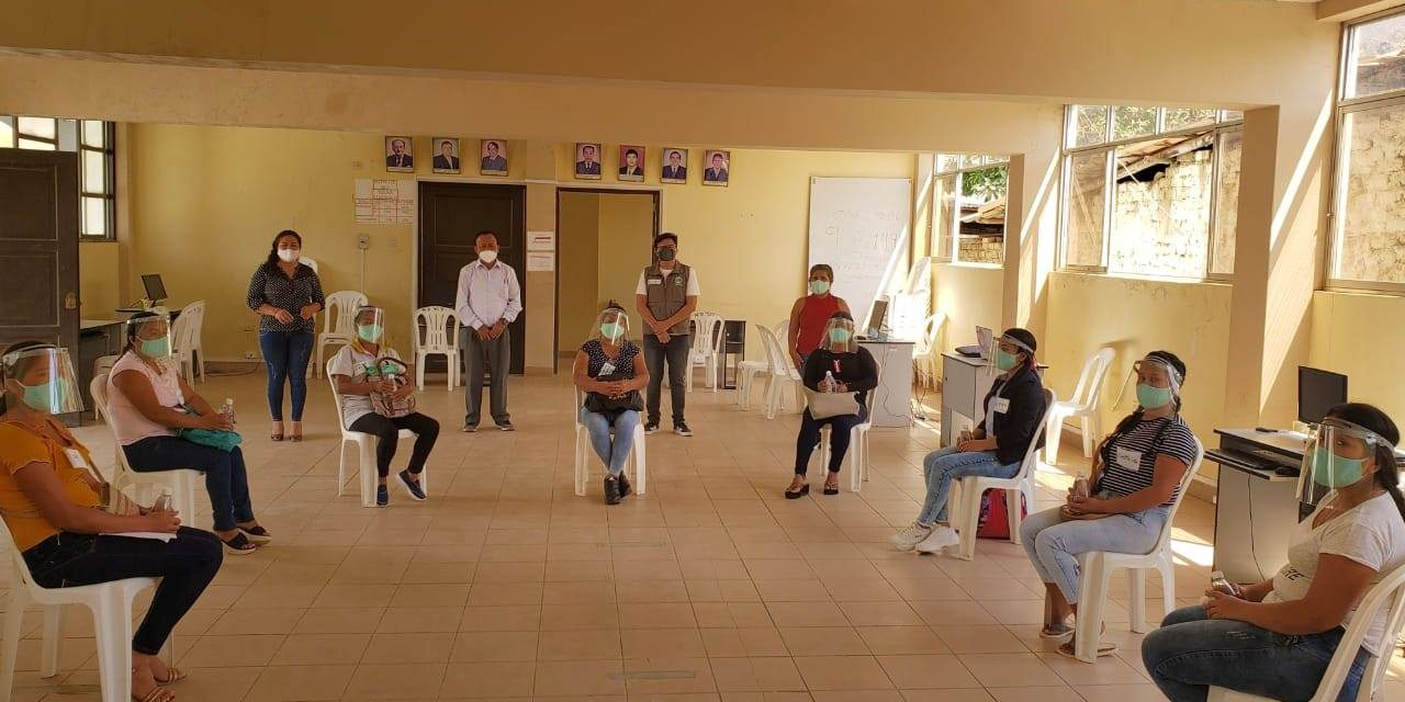 CIPCA: actividades en San Juan Bigote