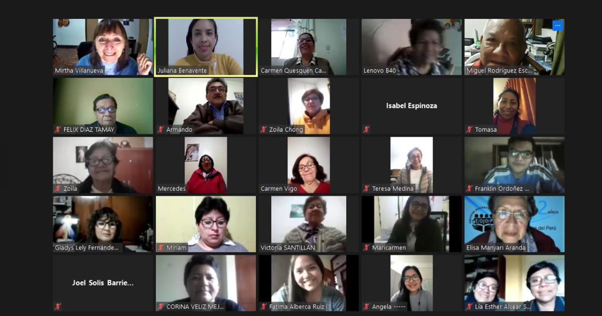"""Centro Loyola Chiclayo: """"Los sentidos de educar en tiempos de pandemia"""""""