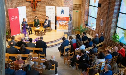 Jesuitas para el bien común europeo
