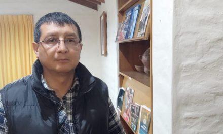 P. Miguel Ángel Carbajal SJ, nuevo Socio del Superior Provincial