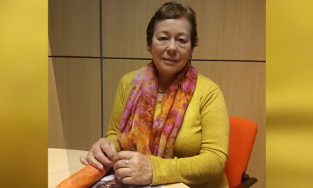 Carmen de los Ríos, nueva Delegada de Misión de la CPAL
