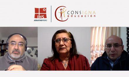 """CONSIGNA: así fue el conversatorio """"Proyecto Educativo Nacional al 2036"""""""