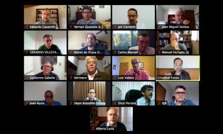 Se reunieron los responsables de formación de jesuitas en América Latina