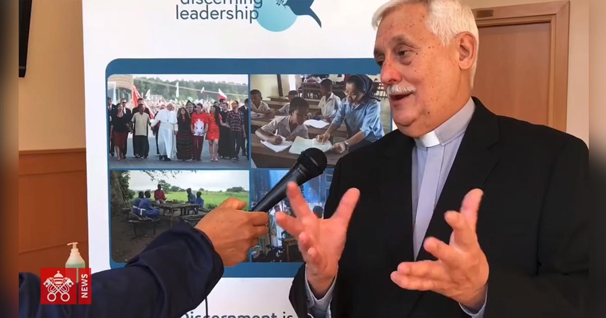 Liderazgo discerniente: P. Sosa desvela las claves de un liderazgo constructivo