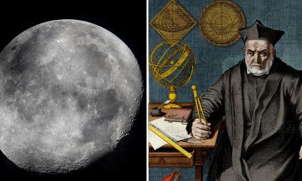 Descubren agua en cráter lunar que lleva nombre de un jesuita