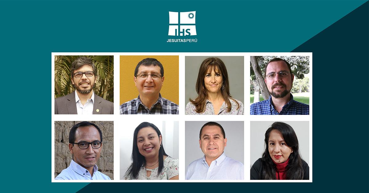 Nueva Comisión de Ministerios y Planificación de los Jesuitas del Perú