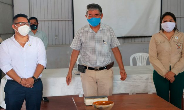 P. Evaristo Odar SJ, nuevo Coordinador de la Mesa de Concertación para Lucha contra la Pobreza en Condorcanqui