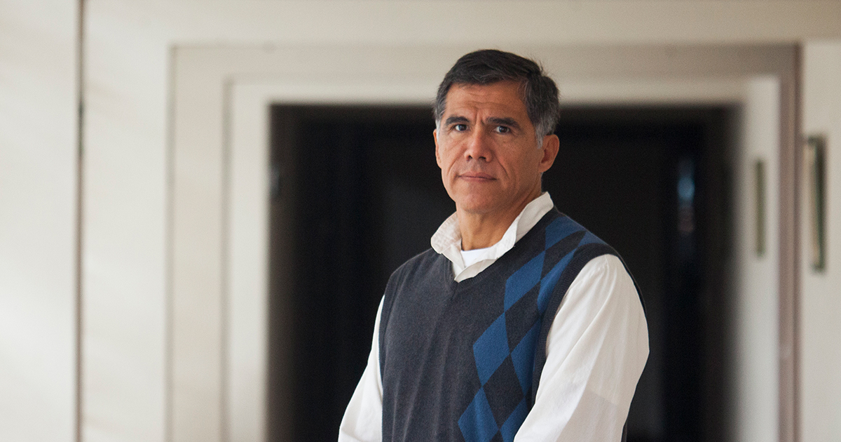 """Mons. Alfredo Vizcarra, SJ: """"Todos estamos en la misma barca"""""""