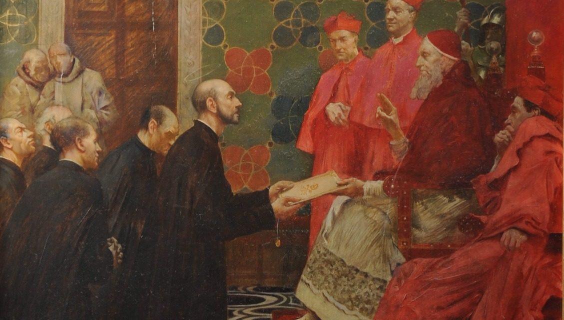 Recopilación de documentales jesuitas