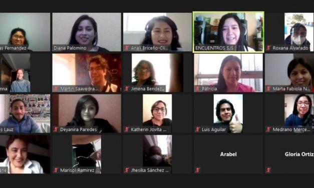 Encuentros SJS: capacitacion a funcionarios de la Municipalidad de Lima