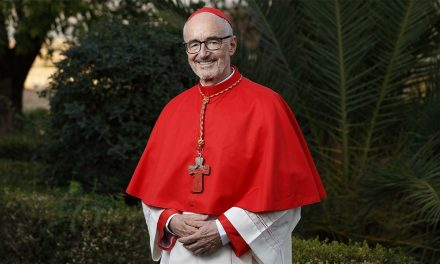"Cardenal jesuita Michael Czerny comenta ""Fratelli Tutti"