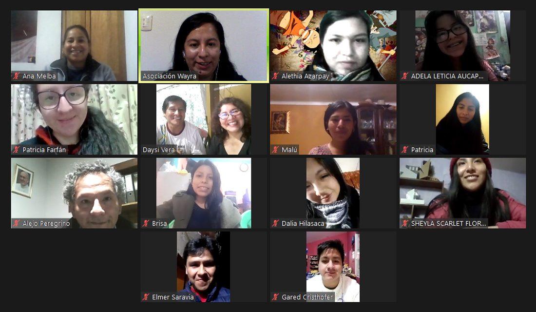 Wayra: formación de líderes juveniles a través de la radio
