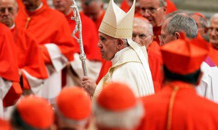 Papa Francisco creará 13 nuevos cardenales