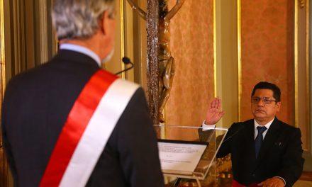 Director de Derecho de La Ruiz, nuevo ministro de Justicia