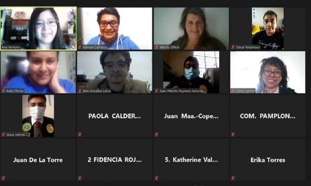 """Encuentros SJS organiza taller """"Marco normativo para la atención de migrantes y refugiados"""""""
